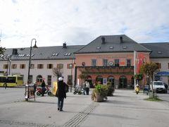2011年オーストリア旅行記 その28 アルプスの景勝路線に乗り、ザルツブルクに戻る