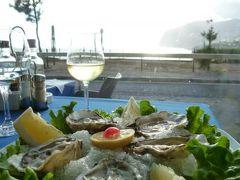 優雅なポルトガル旅・憧れのマデイラ島でバカンス♪ Vol123(第11日目午後) ☆マデイラ島フンシャル:ディナーはジラオン岬を望むシーフードレストラン「O barqueiro」で新鮮魚介を頂く♪