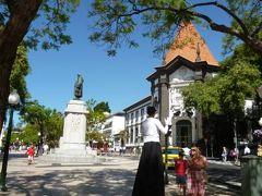 優雅なポルトガル旅・憧れのマデイラ島でバカンス♪ Vol128(第12日目午前) ☆マデイラ島フンシャル:「Se do Funchal」(カテドラル)を鑑賞とアリアガ通りを歩く♪