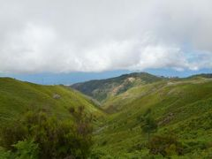 優雅なポルトガル旅・憧れのマデイラ島でバカンス♪ Vol130(第12日目午後) ☆マデイラ島:フンシャルから1時間のドライブ♪1500メートルの高原を疾走♪