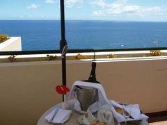 優雅なポルトガル旅・憧れのマデイラ島でバカンス♪ Vol132(第12日目午後) ☆マデイラ島フンシャル:遅めのランチは「クリフ・ベイ」スイートルームのテラスで♪フンシャルの2大ショッピングモールでショッピングを楽しむ♪