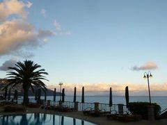 優雅なポルトガル旅・憧れのマデイラ島でバカンス♪ Vol134(第12日目夜) ☆マデイラ島フンシャル:「クリフ・ベイ」のスイートルームで最後の夜を楽しむ♪