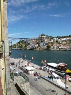優雅なポルトガル旅・憧れのマデイラ島でバカンス♪ Vol140(第13日目午後) ☆ポルト:ドウロ川を見渡せる素晴らしいホテル「Hotel Pestana Porto」のジュニアスイートルーム♪