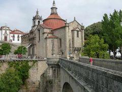 優雅なポルトガル旅・憧れのマデイラ島でバカンス♪ Vol146(第14日目午前) ☆アマランテ:庭園「Parque Flores tal de Amarante」から「サン・ゴンサーロ橋」を渡って♪