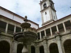 優雅なポルトガル旅・憧れのマデイラ島でバカンス♪ Vol147(第14日目午前) ☆アマランテ:「Igreja de Sao Goncalo」(サン・ゴンサーロ教会)と回廊を鑑賞♪