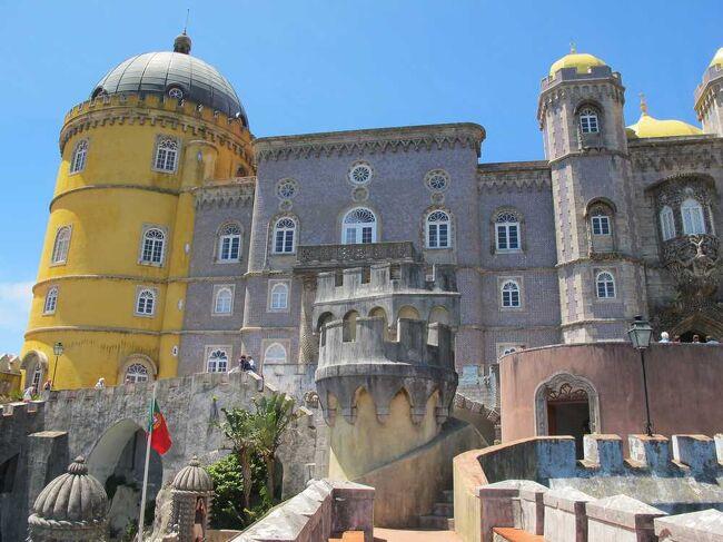 団塊夫婦の世界一周絶景の旅2012年・ポルトガル編−快晴のリスボン&シントラ街巡り