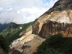 硫黄岳(単独行) 2012