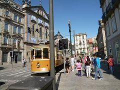 優雅なポルトガル旅・憧れのマデイラ島でバカンス♪ Vol163(第15日目午後) ☆ポルト:サンタ・カタリーナ通りからカテドラル経由してショッピングしながらホテルへ帰る♪