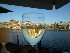 優雅なポルトガル旅・憧れのマデイラ島でバカンス♪ Vol165(第15日目夜) ☆ポルト:最後のディナーはドウロ川と美しい夜景を眺めながら♪オシャレなレストラン「VINHAS D'ALHO」♪