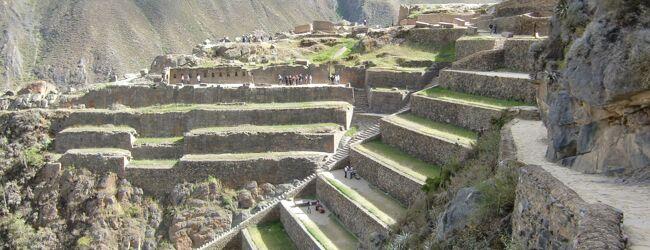 2012 GW ペルー旅行10:インカの聖なる谷...
