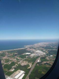 優雅なポルトガル旅・憧れのマデイラ島でバカンス♪ Vol169(第16日目午前) ☆ポルト~フランクフルト:ポルトからルフトハンザ航空ビジネスクラスでフランクフルトへ♪