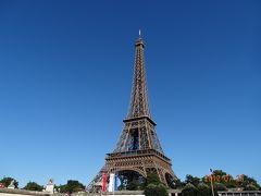 フランス パリ 家族旅行 2012年7月①