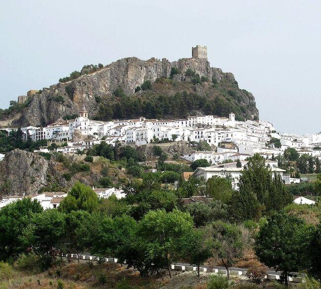 団塊夫婦の世界一周絶景の旅2012年・スペイン編−アンダルシアの白い村を巡るドライブ