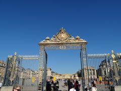 フランス ベルサイユ宮殿 パリ 家族旅行 2012年7月②