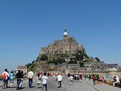 フランス モン・サン・ミッシェル パリ 家族旅行 2012年7月③