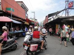 台北・埔里・日月潭の旅(6)~早朝、埔里第三市場の活気
