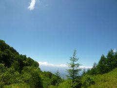 2012年 浅間高原の優雅な避暑ライフ♪ Vol5 ☆追分と高峰高原へ♪