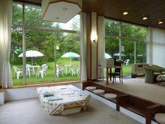 2012年 浅間高原の優雅な避暑ライフ♪ Vol10 ☆ダイアモンドホテルのディナー♪