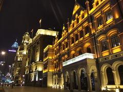 上海の夜は、ライトアップが熱い!