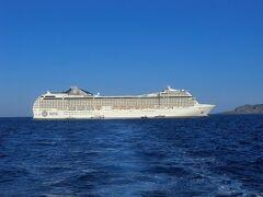 MSCムジカによるエーゲ海クルーズ①(ベネチア出港)