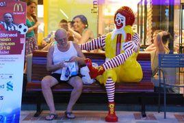 夏休みビーチ旅⑫ 2012 サムイ島その2 プールとご飯とちょっと街篇