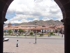 ペルー個人旅行5 クスコ街歩きから帰国まで