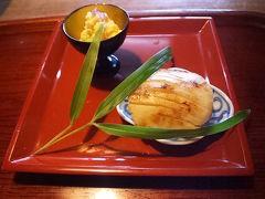 松の料理 8月 二回目