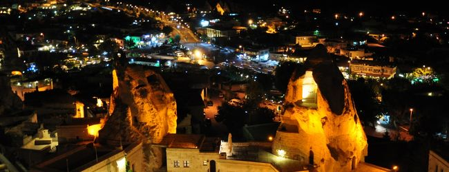 真夏のトルコ旅行(3-1):カッパドキア編