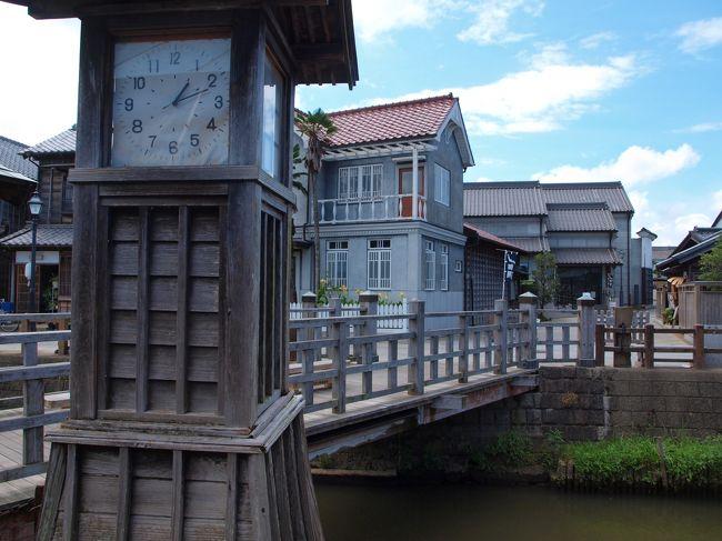かつては「江戸優り」と呼ばれた水郷の町・佐原<br />小野川沿いにはいまだに明治から大正時代の建物が残っています<br /><br />小江戸さわら舟めぐりでゆっくりと観光することもできます<br />船上から、徒歩から違った楽しみ方ができます<br /><br />初めて日本地図を実測により作った伊能忠敬ゆかりの地でもあります<br />旧宅や記念館では資料を見ることができ、歴史を感じられました<br /><br /><br />夢時庵<br />↓<br />伊能忠敬旧宅<br />↓<br />小江戸さわら舟めぐり<br />↓<br />伊能忠敬記念館