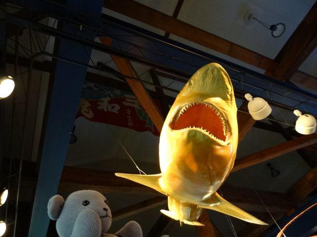前回来たときにはできていなかった水木しげる記念館と、前回来たとき気に入っていた海とくらしの史料館を再訪。<br />観光客の入り具合は全然違ってましたが、どちらも楽しめたのでした。<br /><br />帰り道に、松江の八重垣神社にもちょこっと参拝したのでした。