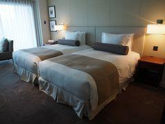 パレスホテル東京に宿泊