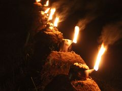 2012年 8月 数百年続く猪俣百八燈と美里の花火大会~~花火撮影 (2)