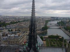 ヨーロッパ節約旅行~パリ~