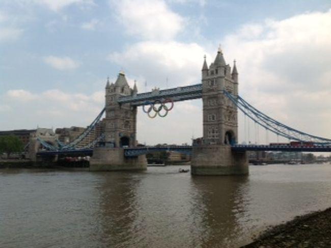 ロンドンオリンピックを観戦に行きました!