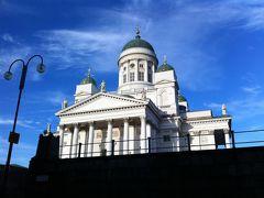 ヘルシンキ街歩き(1日目)