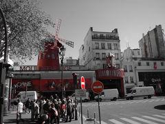 フランス旅行02・パリ市内観光(午前の部)