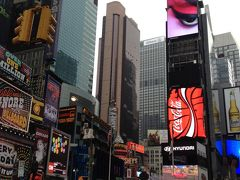一泊二日のニューヨーク旅行 (2012)