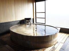 上質な檜風呂がある 【ホテル中村屋】 羊毛布団で寝心地良し