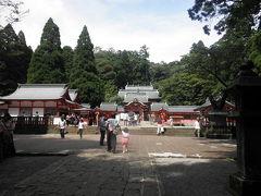 ぐるり九州 熊本・鹿児島編 ⑦ 鹿児島 霧島神宮詣りへ