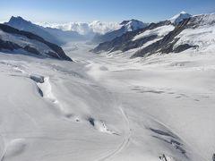 夏休み初スイスで避暑三昧前編。出発からグリンデルワルト(2012年8月旅行記)