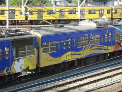 '12 西武鉄道 銀河鉄道999列車