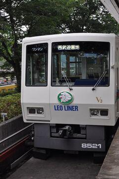 2012年7月関東鉄道旅行5(西武秩父線・池袋線・山口線他)