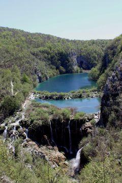 2012春のクロアチア4泊5日★2 プリトヴィッツェ下湖
