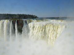 ついに到達!憧れのマチュピチュ ペルー・イグアスの滝12日間4 イグアスの滝 アルゼンチン編