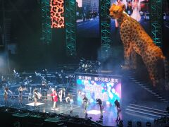2012年4月、サミュエル・ホイ演唱會へ。