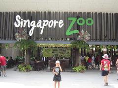子供と二人 ノープランシンガポール