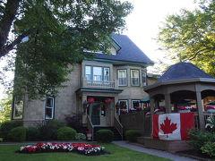 タビノキロク☆2012カナダ旅行記2 1日目、まずは朝食