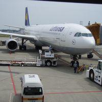 2012 アルプス旅行記 ① ~出国&ドイツ編~