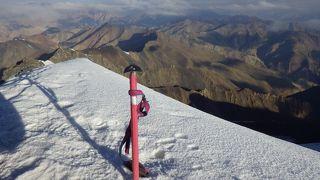 ヒマラヤ登山記(ストックカンリ 6137m) インド (レー編)  6000m峰を目指して~登頂編 5 2012