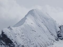 キッツシュタインホルン ロープウエイでお手軽に3000m級登山とアルプス観賞 日帰りの旅